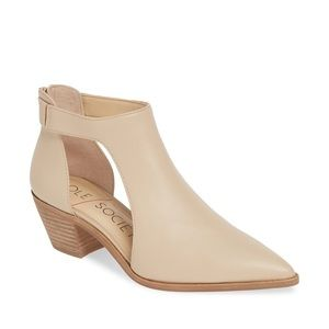 Sole Society Lanette Open Bootie